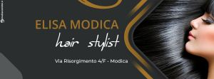 Facebook - Elisa Modica - hair stylist
